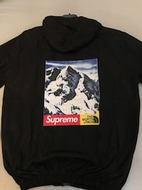 Supreme x the north face, jacket. Kolltveit, 5360