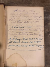 Very old book Beaumont, 77705