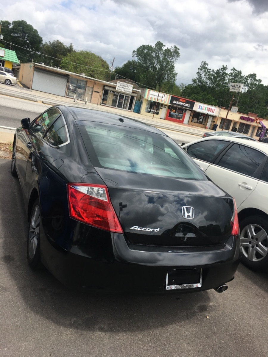 Used 2009 black honda accord in tampa for Select motors of tampa