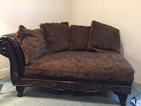 Sofa and chase lounge