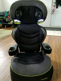 Eventflo car seat with reading lights,speakers Gatineau, J8Y 1N4