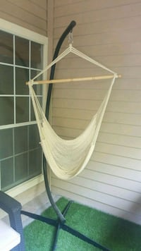 Hammock Chair with Stand Dallas, 75254