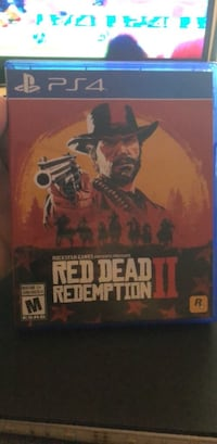 Red Dead Redemption 2 PS4 Barrie, L4N 3B9