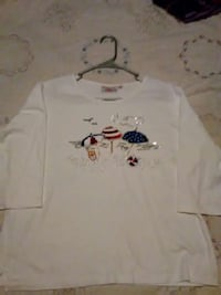 4th if July summer top