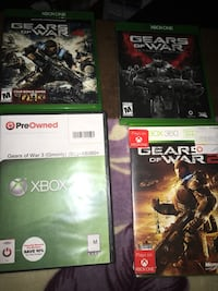 Gears Of War Xbox One  Hyattsville, 20783
