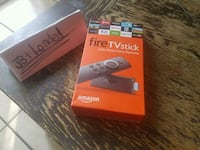 Fire stick with everything  Santa Ana