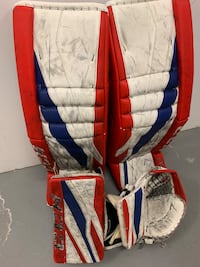Ccm e flex 3 goalie set Vaughan, L4L 2S7