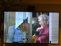 """60"""" LG Smart TV w/ internal picture flaw Baltimore, 21239"""