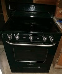 Electric oven glass flat cook top New Haven