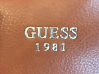 New leather bag guess. Rockville, 20850