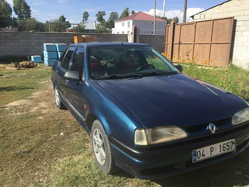 1998 Renault 19 1.6 EUROPA RNE HD/T AC 5