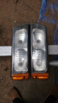 2003 to 07 Chevy marker lights Middlebury, 06762
