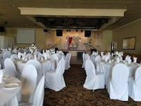 White chair covers Surrey, V3W