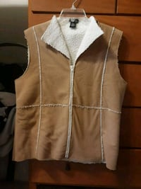large tan vest  Asheville, 28801