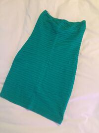 Green tube dress  Lethbridge, T1H 4A4
