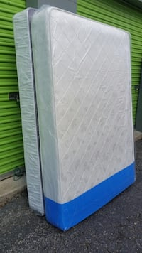 Brand new full size mattress and box spring. Silver Spring, 20902