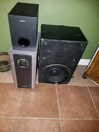 Speakers  for sale Mission, 78572