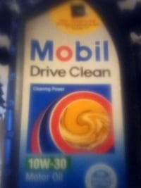 Mobil drive clean 10w-30 motor oil 4 cases Annandale, 22003