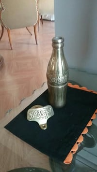 Brass CocaCola Bottle & Wall Opener Toms River, 08755