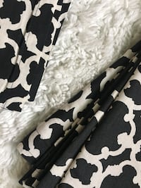 black and white camouflage textile Alexandria, 22314