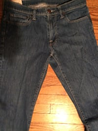"""Abercrombie & Fitch Men's Skinny Fit Jeans - W: 31""""  L: 32"""" (see pics) Kitchener, N2H 5P4"""