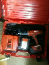 red and black Milwaukee cordless power drill with  Yuma, 85364