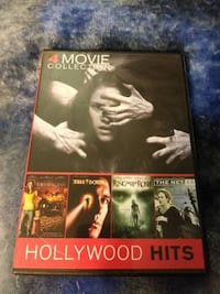 4 movie collection