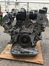 Mercedes Benz M112 3.2L V6 Engine