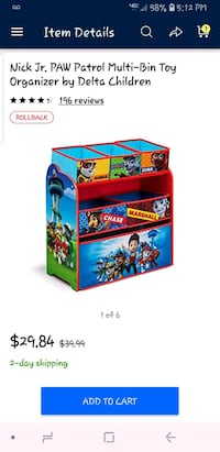 red and blue Disney Pixar Cars themed table Las Cruces, 88005