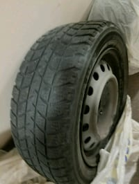 gray bullet hole vehicle wheel and tire Mississauga