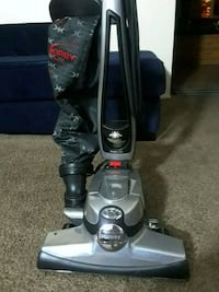 gray and black upright vacuum cleaner San Diego, 92154