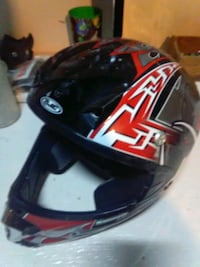 black and red full-face helmet Pensacola, 32506