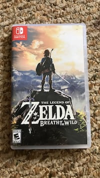 Zelda breath of the wild for switch Poughquag, 12570