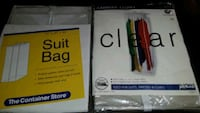 2 packs suit bags Weymouth