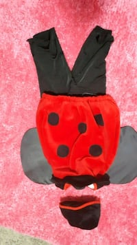 Baby halloween costume..lady bug Thorndale, N0M 2P0