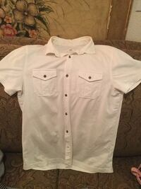 Gently used Calvin Klein button up Calgary, T2T 4M5