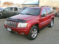 2003 Jeep Grand Cherokee 4dr Overland 4WD Surrey