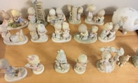 Precious Moments figurines $10 to $30 each or take all $280 Edmonton, T5W 0P7