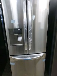 LG 30-inch French door stainless steel refrigerato Houston, 77076