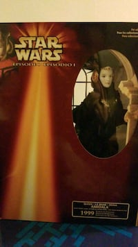 Star Wars Episode I Collectable Queen Amidala Vaughan, L6A 1Y2