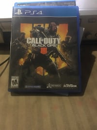 Call of Duty Black Ops 4 PS4 Odenton, 21113