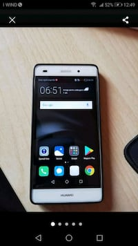 smartphone bianco Sony Xperia Android Torino, 10147