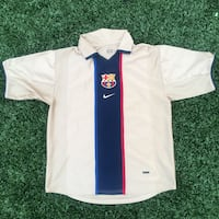 FC Barcelona 2001 kit Woodbridge, 22192