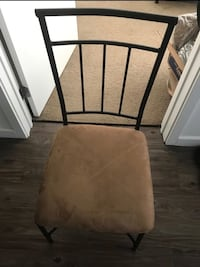 $20 for 4 Dinner table chairs Milpitas, 95035