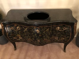 Maitland Smith Marble Vanity/Console