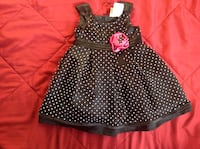 New black dress for a one year old  Vista, 92084