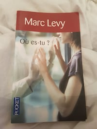 Marc Levy - où es-tu ? Bourth, 27580