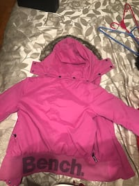 Bench coat size small