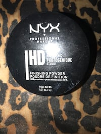 NYX finishing powder and concealer  Rancho Cucamonga, 91739