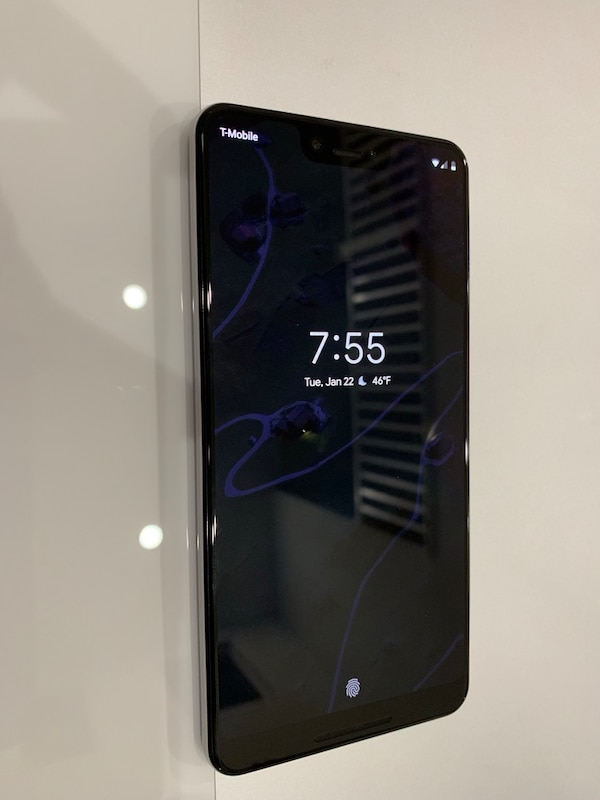 Google Pixel 3 XL 64GB - Unlocked - Clearly White